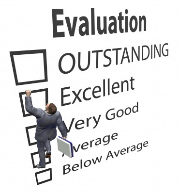 giving feedback, performance evaluation