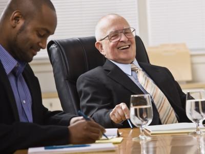 laughter, relationship, rapport, leadership